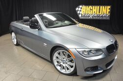 BMW 3 Series 335is Convertible 2011