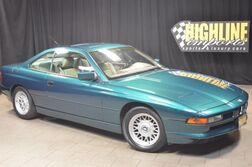BMW 8 Series 850i 6-Speed Manual 1991