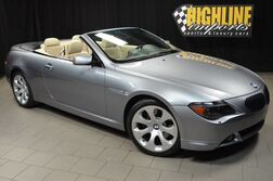 BMW 6 Series 645Ci Convertible Sport 2005