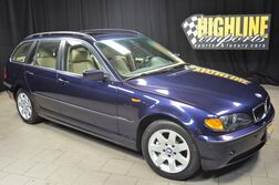 BMW 3 Series 325xit Wagon 2004