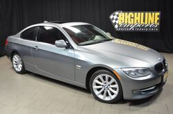 BMW 3 Series 335i xDrive 6-Speed 2011