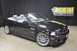 BMW 3 Series M3 Convertible 6-Speed 2002
