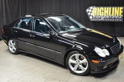Mercedes-Benz C-Class 1.8L 6-Speed 2005