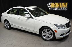 Mercedes-Benz C-Class 3.0L Luxury 4Matic 2009