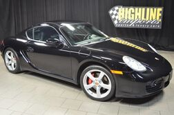 Porsche Cayman S 6-Speed 2006