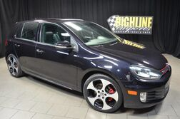 Volkswagen GTI 6-Speed w/Sunroof 2011