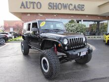 2015 Jeep WRANGLER UNLIMITED RUBICON LIFTED Carol Stream IL