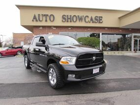 Ram 1500 Express Crew Cab Lifted 4X4 2012