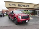 2014 Ford F-150 FX4 FX Appearance Pkg