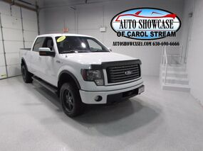 Ford F-150 FX4 SuperCrew 4X4 2011