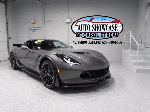 2016 Chevrolet CORVETTE Z06 3LZ Z07 Performance Pkg Carol Stream IL