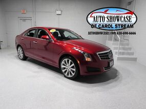 Cadillac ATS LUXURY AWD 2014
