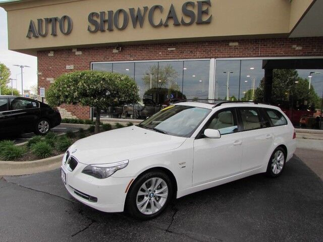 2009 BMW 535i xDrive Wagon AWD Navigation Carol Stream IL