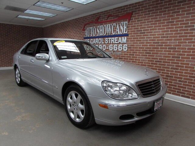 2005 Mercedes-Benz S500 4-MATIC 5.0L Carol Stream IL