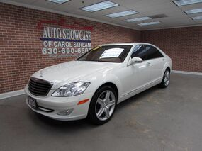 Mercedes-Benz S550 4MATIC 2007