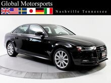 2014 Audi A4 Premium Quattro AWD/S Line Pack/Heated Seats/Blue Tooth Nashville TN