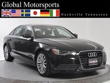 2013 Audi A6 2.0T Premium Plus/Navigation/Rear Camera/Blind Spot Nashville TN