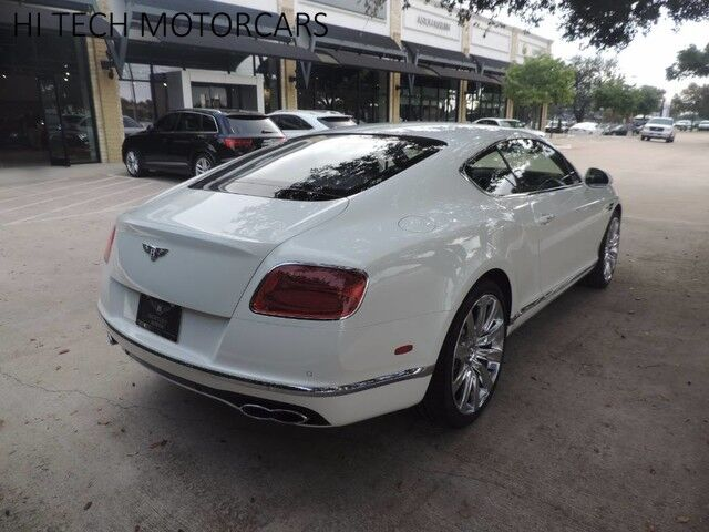 2017 Bentley Continental GT V8  Austin TX