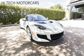 2017 Lotus Evora 400 Sport Shift Auto