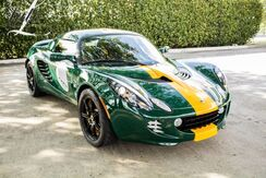 2009 Lotus Elise Type 25 Jim Clark Edition SC Austin TX