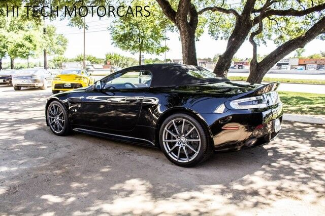2017 Aston Martin V12 Vantage S Roadster Manual Gearbox  Austin TX