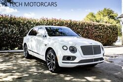 Bentley Bentayga W12 2017