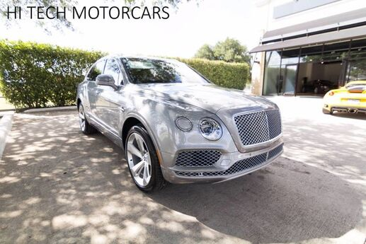 2018 Bentley Bentayga Signature Edition  Austin TX
