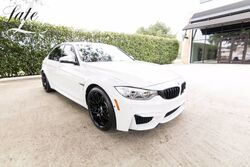 BMW M3 Competition package  2017