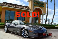 2010 Chevrolet Corvette ZR1 w/3ZR Deerfield Beach FL