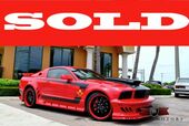 2008 Ford Mustang GT Premium Hurst RED MIST Edition (Kick Ass Movie Car)