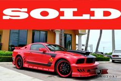 Ford Mustang GT Premium Hurst RED MIST Edition (Kick Ass Movie Car) 2008