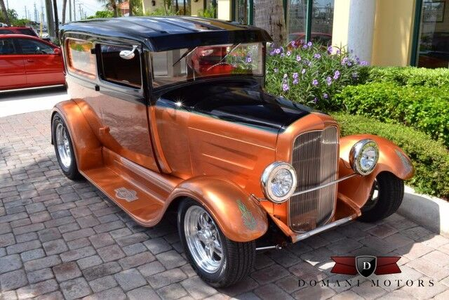1929 Ford Sedan Delivery L'il King Ranch Deerfield Beach FL