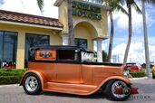 1929 Ford Sedan Delivery L'il King Ranch