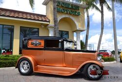 Ford Sedan Delivery L'il King Ranch 1929