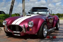 Shelby Everett Morrison Cobra Replica  1967