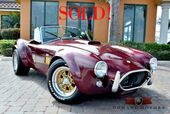 1967 Shelby Cobra Replica Everett Morrison