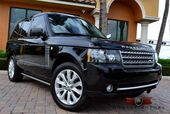 2010 Land Rover Range Rover HSE Luxury Supercharged