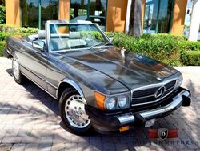Mercedes-Benz 560 Series 560SL 1989