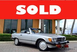 Mercedes-Benz 560 Series 560SL 1987