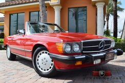 1987 Mercedes-Benz 560 Series 560SL Deerfield Beach FL