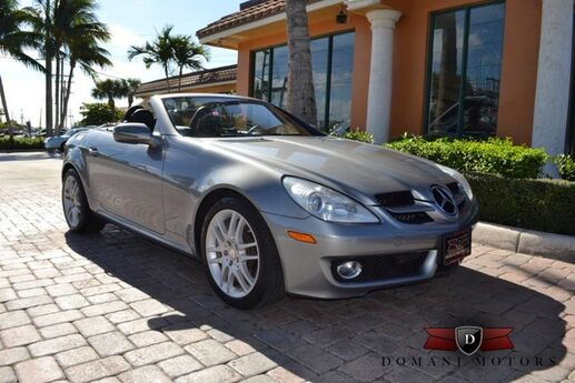2009 Mercedes-Benz SLK-Class 3.0L Deerfield Beach FL