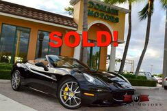 2010 Ferrari California  Deerfield Beach FL