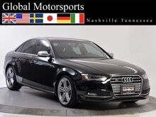 2013 Audi S4 Prem Plus/quattro/Sport Diff./B&O Sound/Nav/Advanced Key/Carbon Atlas inlays Nashville TN