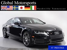 2014 Audi S7 Prestige/LED/Carbon Atlas/Soft Close doors/Diamond stitch seats/AWD Nashville TN