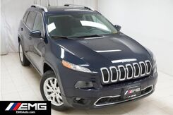 2014 Jeep Cherokee Limited Navigation Backup Camera Panoramic 1 Owner 4x4 Avenel NJ