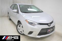 2014 Toyota Corolla LE Backup Camera 1 Owner Avenel NJ