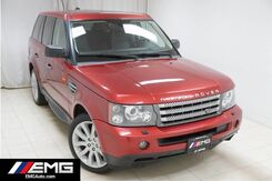 2006 Land Rover Range Rover Sport Supercharge Navigation Entertainment System Sunroof 4x4 Avenel NJ