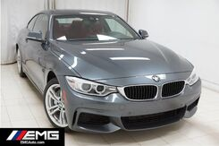 2014 BMW 4 Series 435i xDrive M Sport Navigation Technology Package Manual Backup Camera Avenel NJ