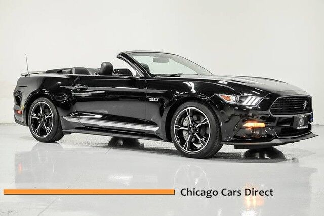 2016 Ford Mustang GT California Edition Addison IL