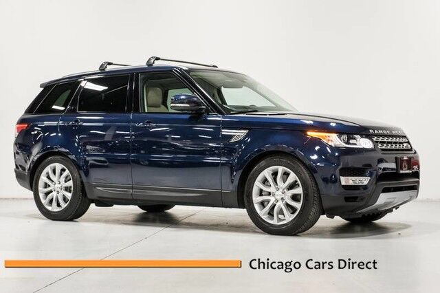 2014 Land Rover Range Rover Sport Supercharged Addison IL